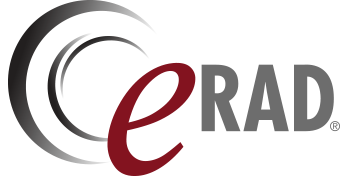 eRAD | PACS Radiology Information Systems Software Retina Logo