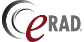 eRAD | PACS Radiology Information Systems Software Sticky Logo